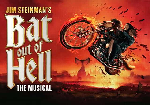 Bat Out Of Hell website