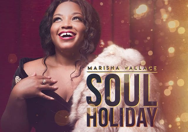 Marisha Wallace Soul Holiday website